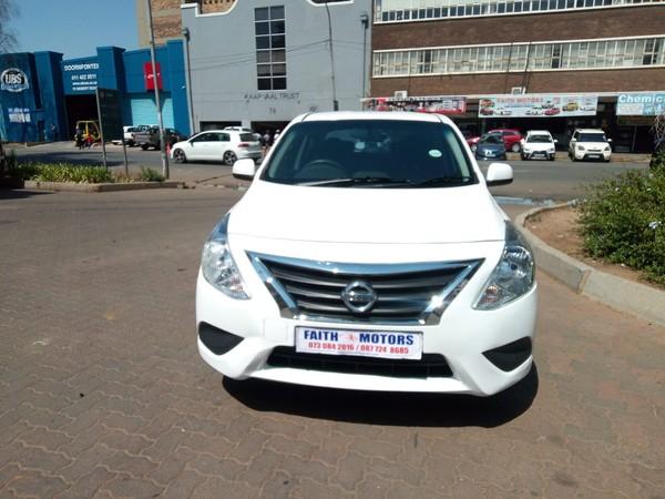 2017 Nissan Almera 1.5 Acenta Gauteng Johannesburg_0