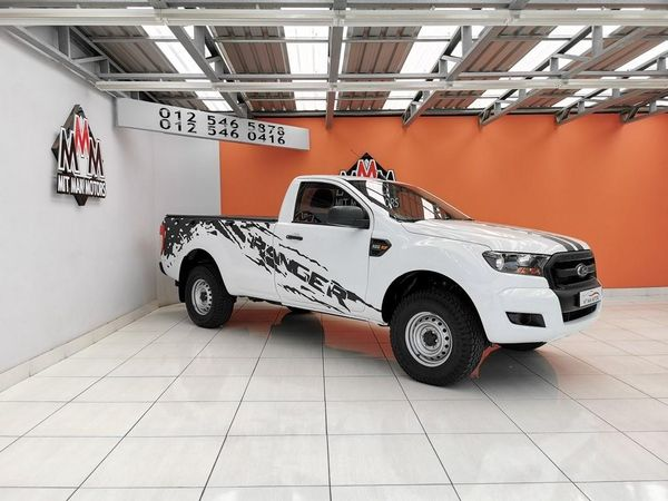 2017 Ford Ranger 2.2tdci Xl Lr Pu Sc  Gauteng Pretoria_0