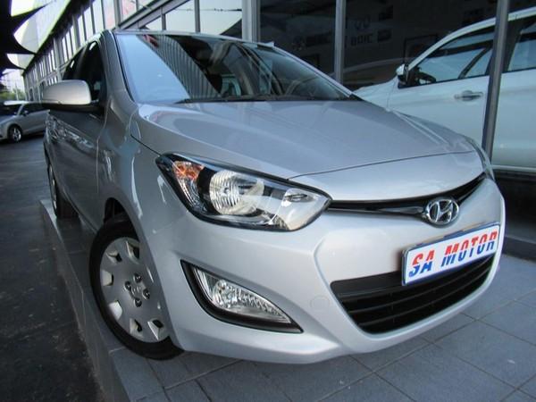 2013 Hyundai i20 1.4 Fluid At  Gauteng Randburg_0