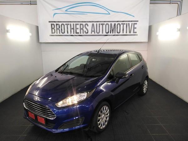 2017 Ford Fiesta 1.4i Ambiente 5dr  Gauteng Roodepoort_0