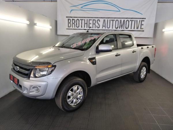 2014 Ford Ranger 2.2tdci Xl Pu Dc  Gauteng Roodepoort_0