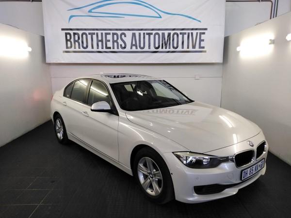 2014 BMW 3 Series 316i Gauteng Roodepoort_0