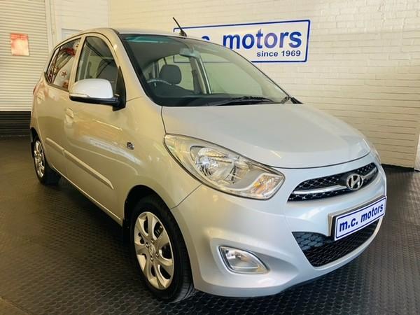 2015 Hyundai i10 1.1 GLS Man. Western Cape Cape Town_0