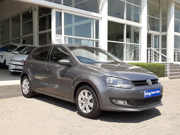 2013 Volkswagen Polo 1.4 Comfortline 5dr  Gauteng Midrand_0