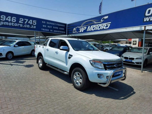 2013 Ford Ranger 3.2tdci Xlt At  Pu Dc  Western Cape Bellville_0