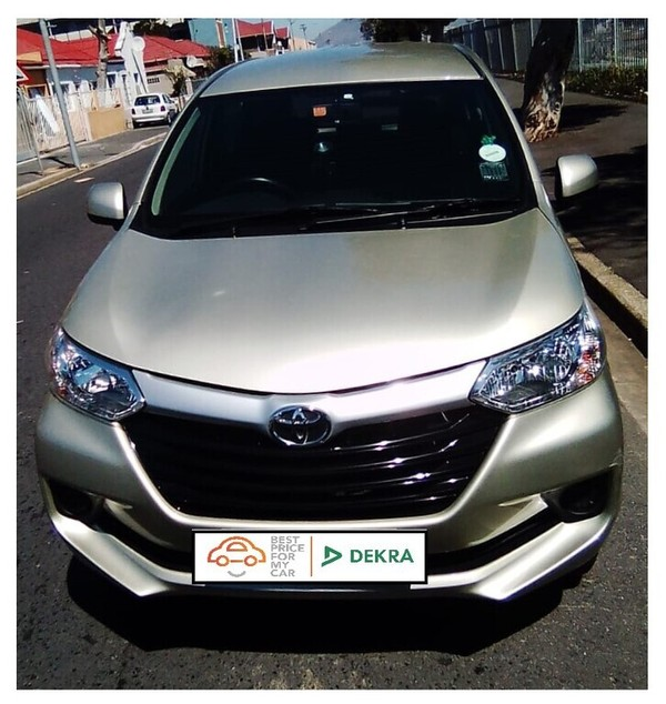 2019 Toyota Avanza 1.5 SX Western Cape Goodwood_0