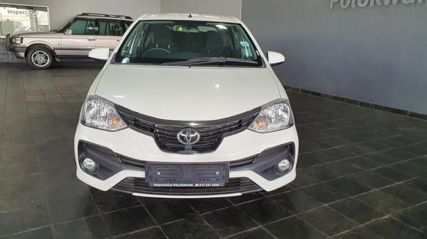 2019 Toyota Etios 1.5 Xs  Limpopo Polokwane_0