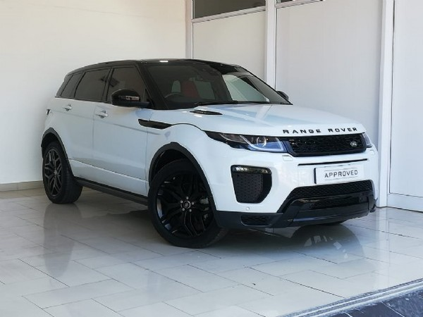 2018 Land Rover Evoque 2.0 HSE Dynamic Western Cape Cape Town_0