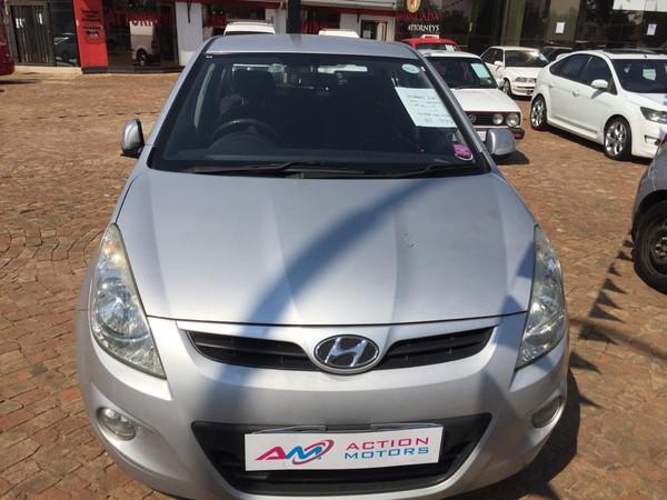 2010 Hyundai i20 1.4  Gauteng Lenasia_0