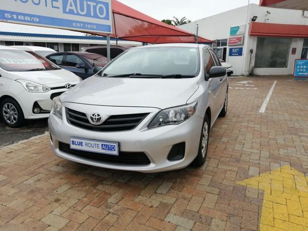 2014 Toyota Corolla Quest 1.6 Western Cape Cape Town_0