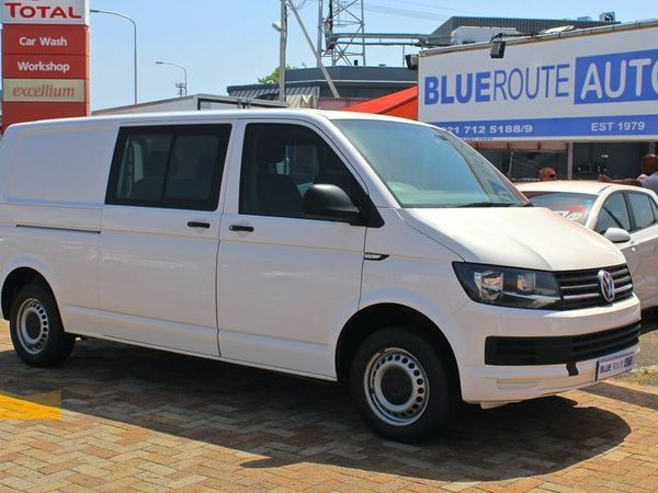 2016 Volkswagen Transporter T6 2.0TDi LWB 103KW DSG FC PV Western Cape Cape Town_0