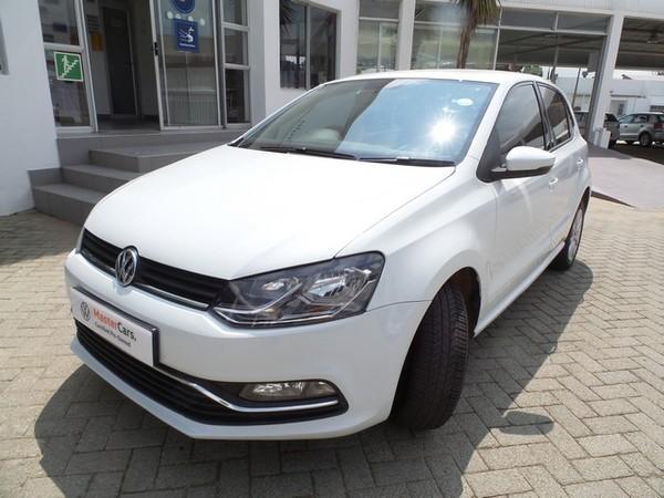 2015 Volkswagen Polo GP 1.2 TSI Comfortline 66KW Free State Kroonstad_0