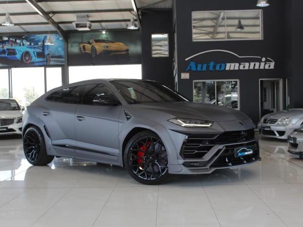 2019 Lamborghini Urus 4.0 V8 Gauteng Kyalami_0