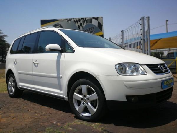 2006 Volkswagen Touran 2.0 Tdi Dsg  Gauteng Brakpan_0