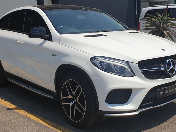 2017 Mercedes-Benz GLE-Class AMG 43 4MATIC Mpumalanga Witbank_0