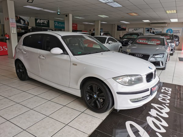 2010 BMW 1 Series 118i e87  Kwazulu Natal Pinetown_0