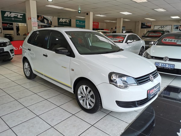 2015 Volkswagen Polo Vivo GP 1.4 Street 5-Door Kwazulu Natal Pinetown_0