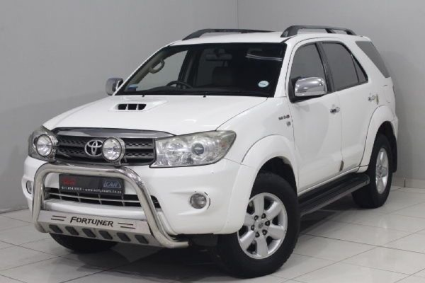 2009 Toyota Fortuner 3.0d-4d Rb At Auto Gauteng Nigel_0