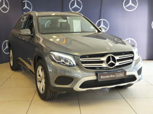 2018 Mercedes-Benz GLC 250d Gauteng Sandton_0
