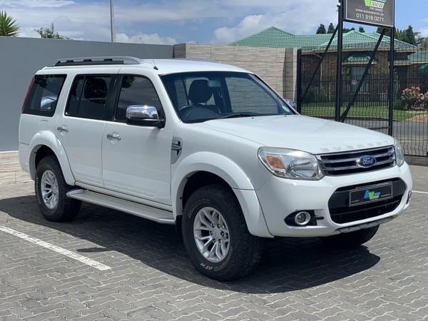 2014 Ford Everest 3.0 Tdci Ltd 4x4 At  Gauteng Johannesburg_0