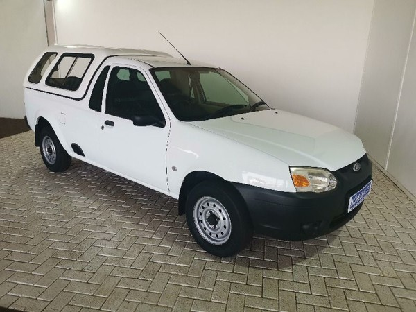 2011 Ford Bantam 1.3i Pu Sc  Mpumalanga Witbank_0