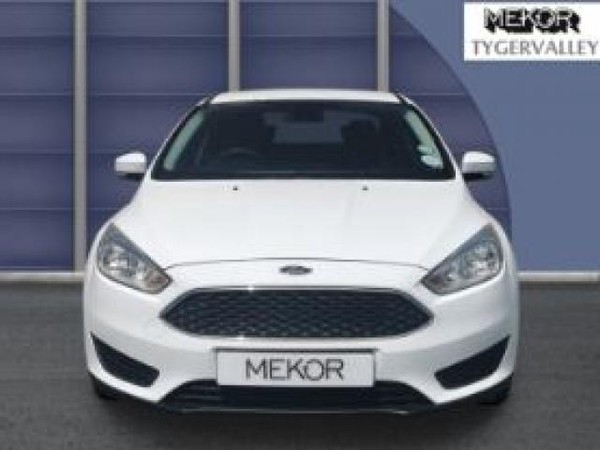 2017 Ford Focus 1.0 Ecoboost Ambiente Western Cape Tygervalley_0