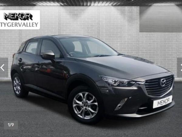 2016 Mazda CX-3 2.0 Dynamic Western Cape Tygervalley_0