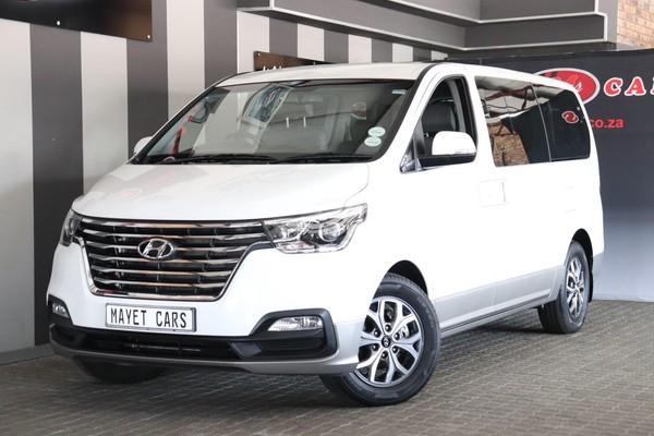 2018 Hyundai H1 2.5 CRDI Wagon Auto Mpumalanga Delmas_0