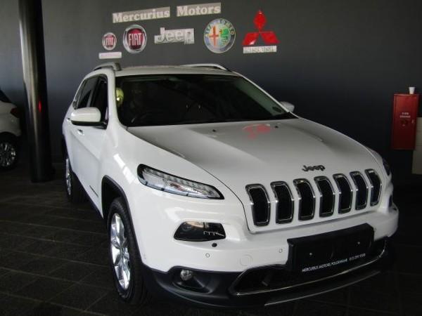 2019 Jeep Cherokee 3.2 Limited 4x4 Limpopo Polokwane_0