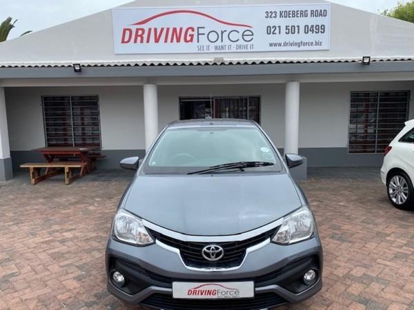2018 Toyota Etios 1.5 Xs 5dr  Western Cape Wynberg_0