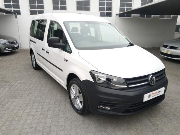 2019 Volkswagen Caddy MAXI Crewbus 2.0 TDi Western Cape Kuils River_0