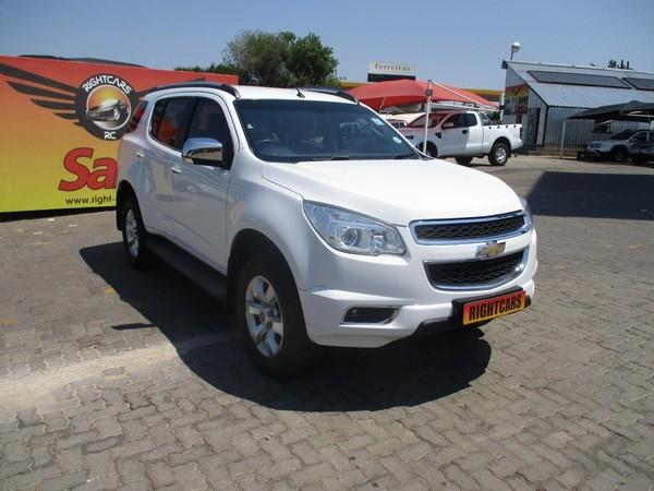 2013 Chevrolet Trailblazer 2.8 Ltz 4x4 At  Gauteng North Riding_0