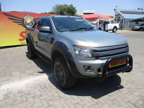 2014 Ford Ranger 2.2tdci Xl Lr Pu Sc  Gauteng North Riding_0
