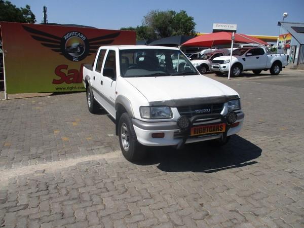 2000 Isuzu KB Series Kb 320 Lx 4x2 Pu Dc  Gauteng North Riding_0