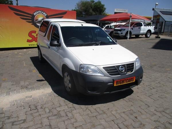 2016 Nissan NP200 1.5 Dci  Ac Safety Pack Pu Sc  Gauteng North Riding_0