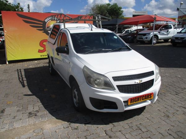 2013 Chevrolet Corsa Utility 1.4 Sc Pu  Gauteng North Riding_0