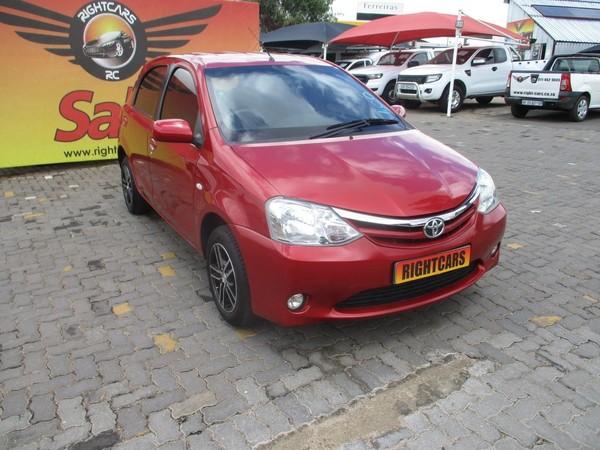 2013 Toyota Etios 1.5 Xs 5dr  Gauteng North Riding_0