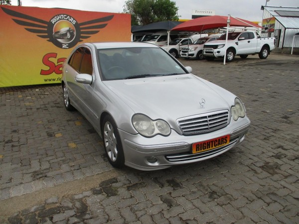 2005 Mercedes-Benz C-Class C270 Cdi Elegance At  Gauteng North Riding_0