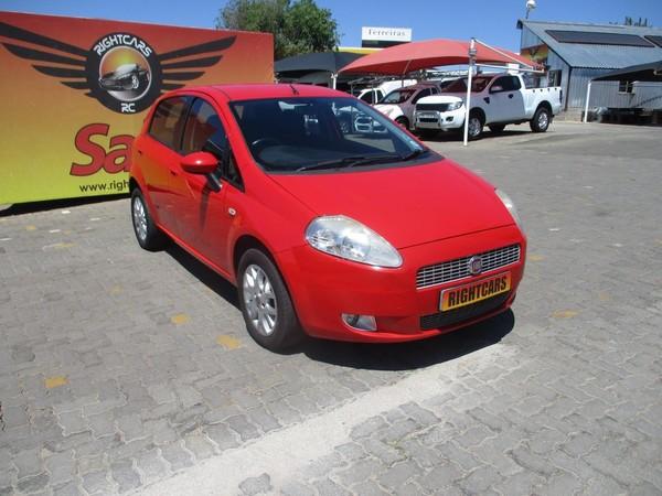 2011 Fiat Punto 1.4 Emotion 5dr  Gauteng North Riding_0