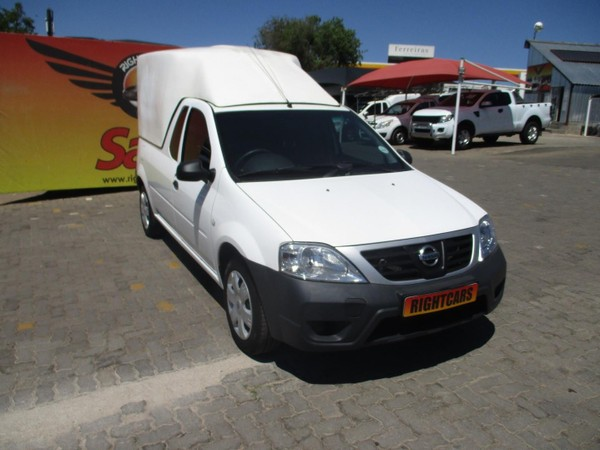 2018 Nissan NP200 1.5 Dci  Ac Safety Pack Pu Sc  Gauteng North Riding_0