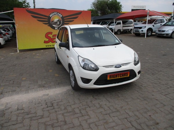 2012 Ford Figo 1.4 Ambiente  Gauteng North Riding_0