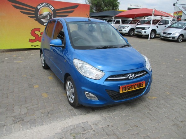 2012 Hyundai i10 1.1 Gls  Gauteng North Riding_0