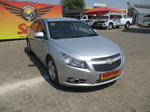 2011 Chevrolet Cruze 1.6 Ls  Gauteng North Riding_0