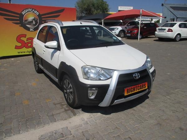 2015 Toyota Etios Cross 1.5 Xs 5Dr Gauteng North Riding_0