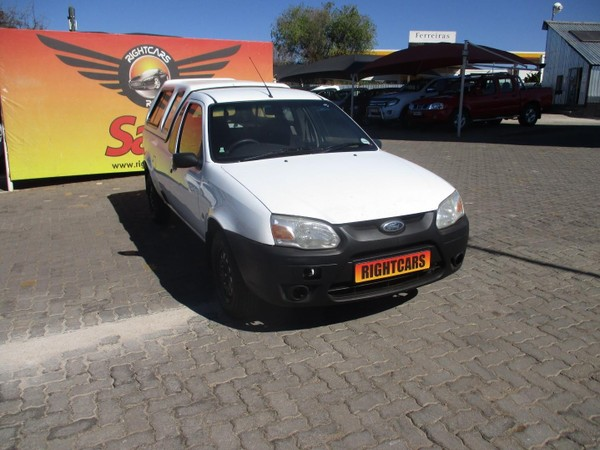 2010 Ford Bantam 1.3i Pu Sc  Gauteng North Riding_0