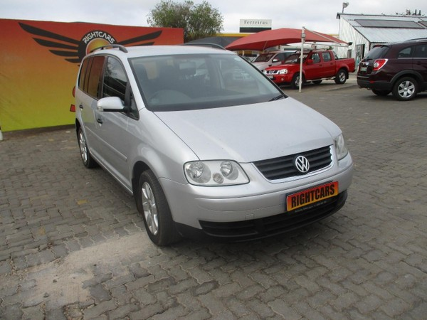 2006 Volkswagen Touran 1.9 Tdi  Gauteng North Riding_0