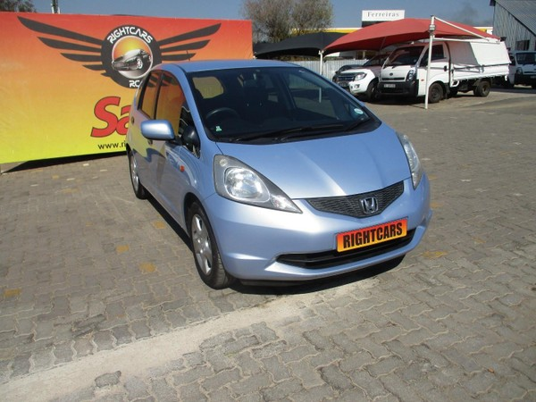 2008 Honda Jazz 1.4i Lx  Gauteng North Riding_0