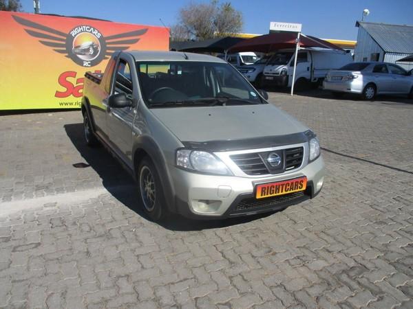 2011 Nissan NP200 1.6 S Pu Sc  Gauteng North Riding_0