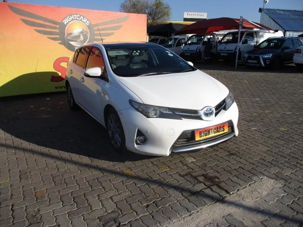2015 Toyota Auris 1.8 Xr Hsd hybrid  Gauteng North Riding_0