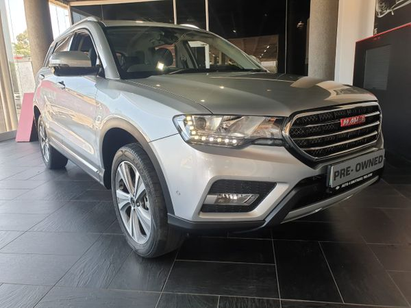 2018 Haval H6 C 2.0T Premium DCT Gauteng Pretoria_0